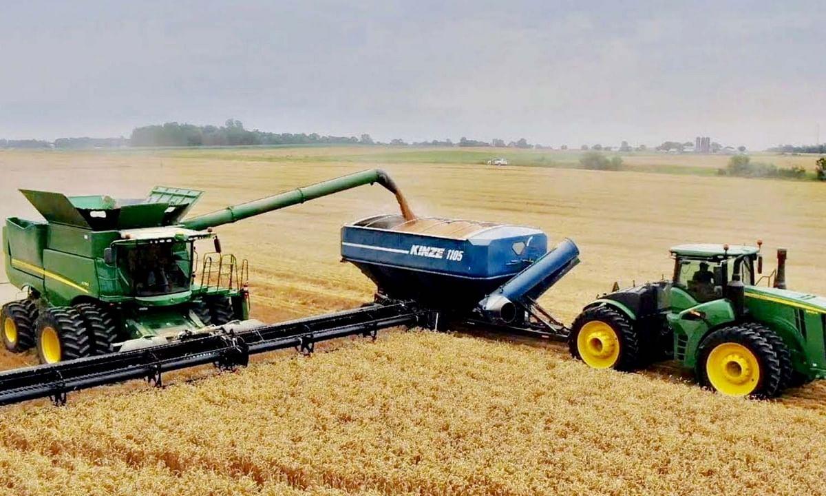 सीहोर: कोरोना के बीच किसानों ने बनाया गेहूँ उत्पादन का नया रिकॉर्ड