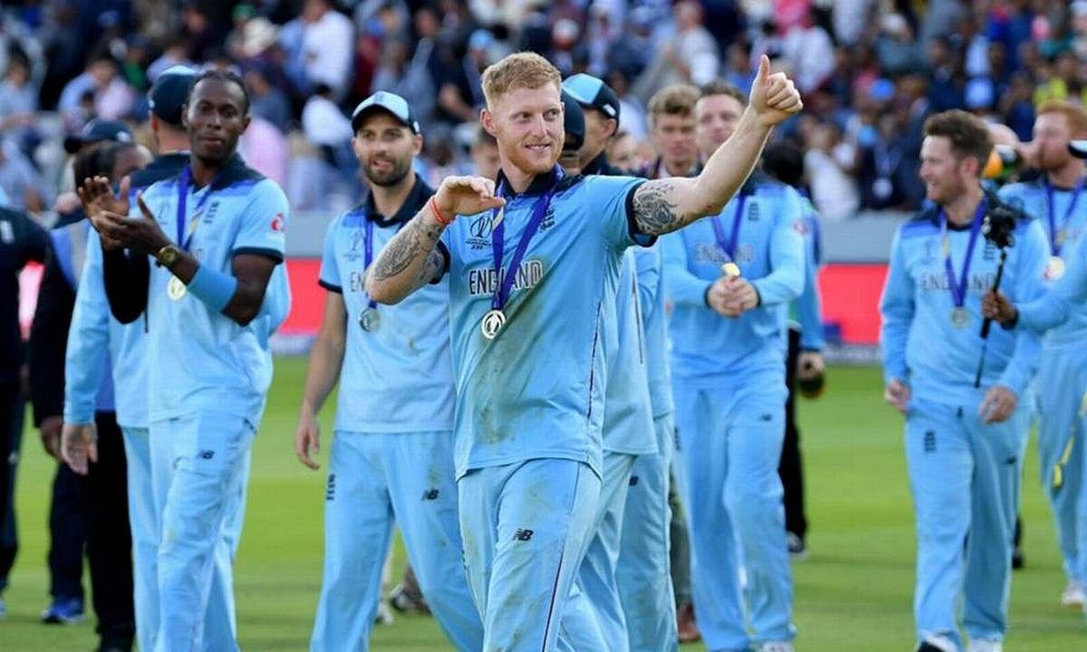 विराट कोहली को पछाड़कर बेन स्टोक्स बने लीडिंग क्रिकेटर ऑफ द ईयर