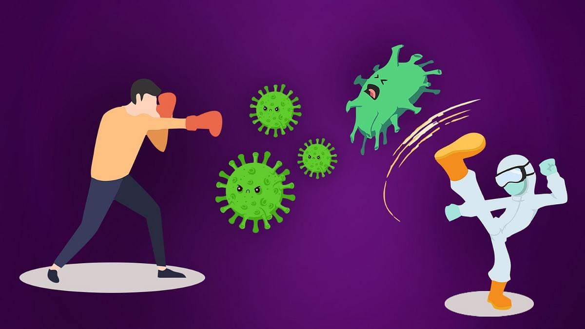 सात महीने बाद 10 हजार से कम हुए कोरोना संक्रमण के नये मामले