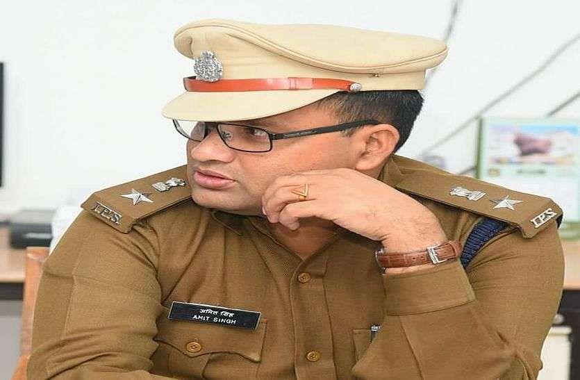 जबलपुर में पुलिस की पिटाई से किसान की मौत, SP अमित सिंह हटाए गए