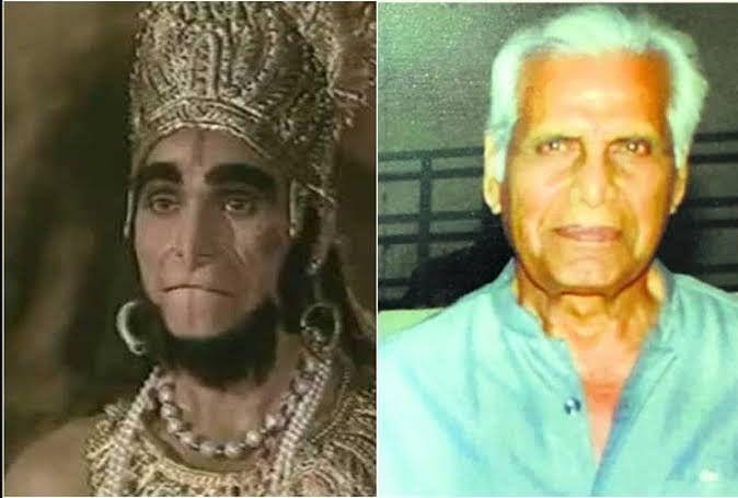 'रामायण' के सुग्रीव का निधन