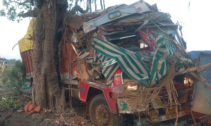 कोरोना से भारी सड़क हादसों का कहर, 3 मजदूरों को कुचला