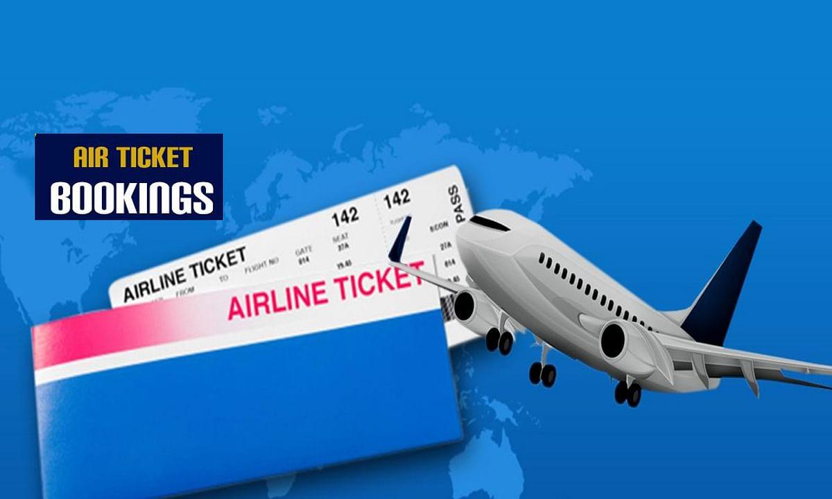 कुछ सरकारी और प्राइवेट एयरलाइन कंपनियों ने शुरू की बुकिंग