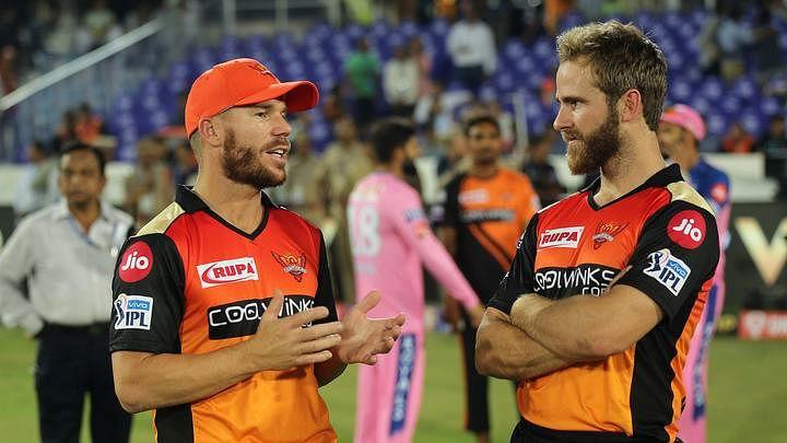 डेविड वॉर्नर और विलियमसन ने लाइव चैट के दौरान चुने बेस्ट बल्लेबाज