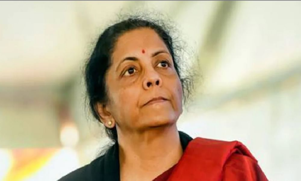 वित्त मंत्री सीतारमण ने किया RBI के फैसले का स्वागत