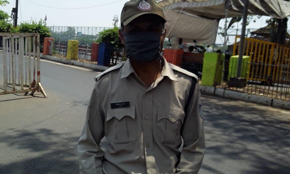 पुलिस कर्मियों में बढ़ता जा रहा कोरोना कहर, अब यहाँ मिला नया मामला