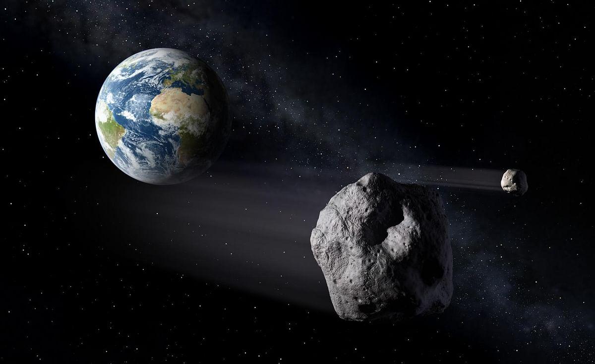 पृथ्वी से बिना टकराये गुज़रा एस्टेरॉयड, अब 59 साल तक कोई खतरा नहीं