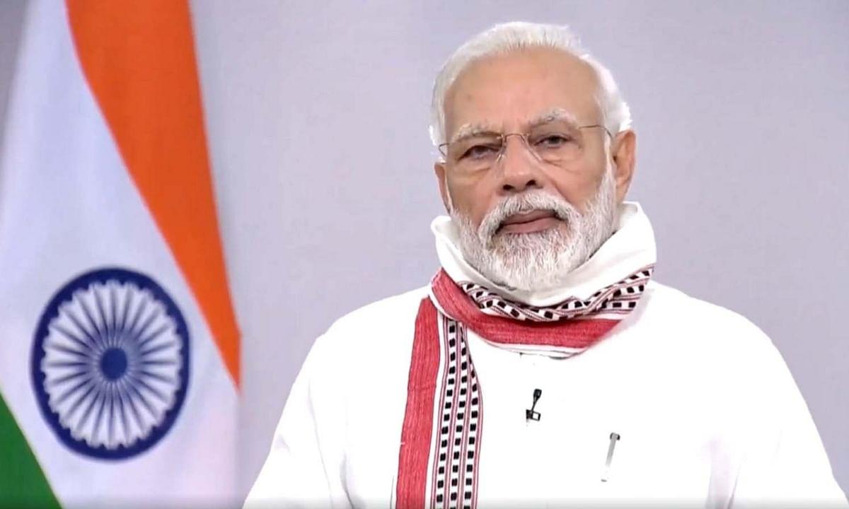 कोरोना महामारी की उत्पन्न स्थिति पर PM मोदी की 3 देशों के नेताओं बात