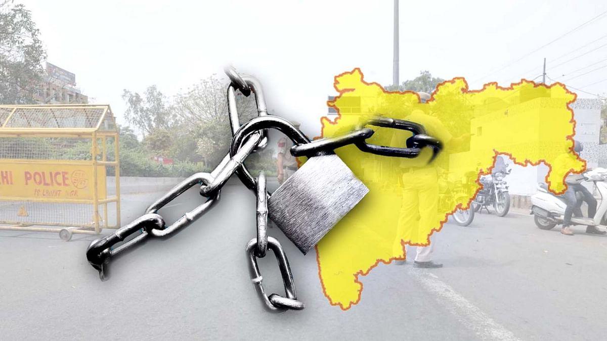 बढ़ते कोरोना प्रकोप के चलते महाराष्ट्र सरकार ने बढ़ाई लॉकडाउन की अवधि