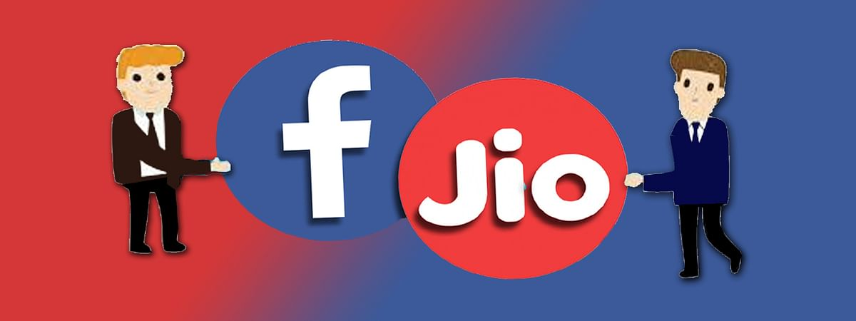 Facebook buys 10% stake in Reliance Jio