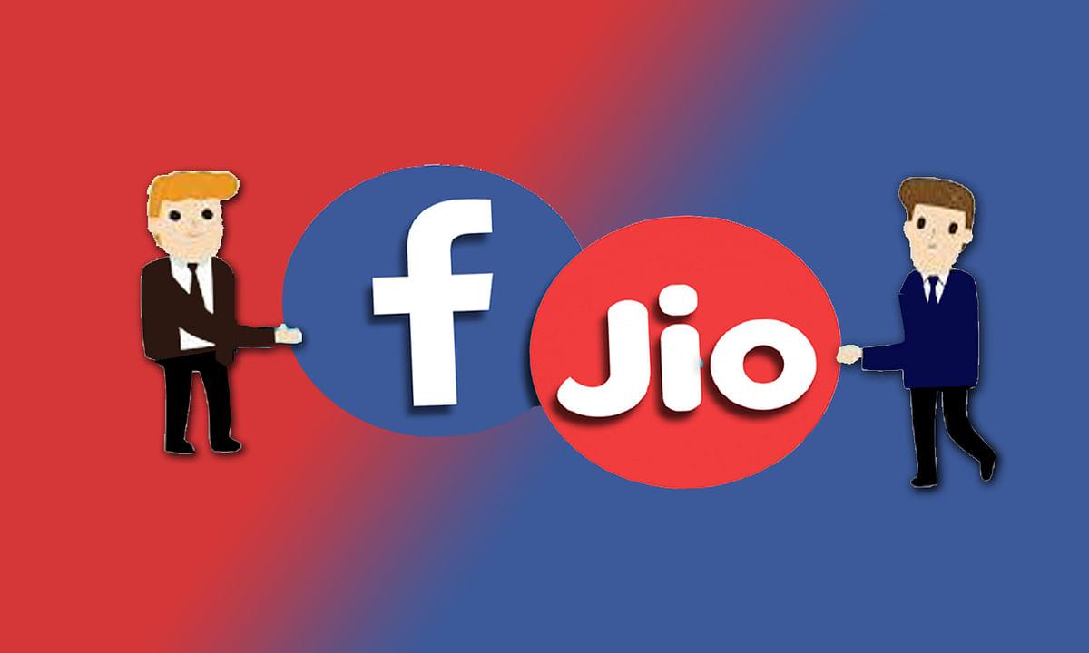 Facebook ने Jio में किया कम हिस्सेदारी वाला सबसे बड़ा निवेश