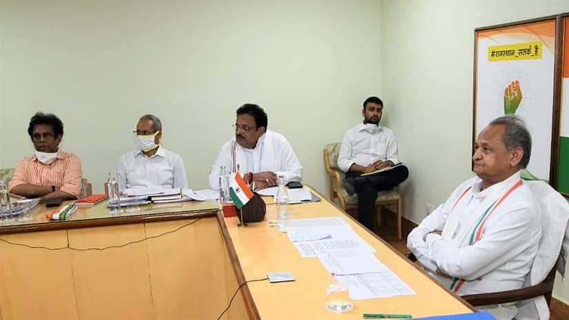 राजस्थान में एक तिहाई कोरोना पीड़ित मरीज हुए ठीक : डॉ रघु शर्मा