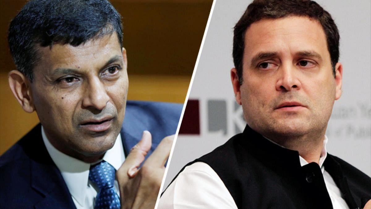 राहुल से राजन ने क्यों कहा 65 हजार करोड़ रुपये की जरूरत?