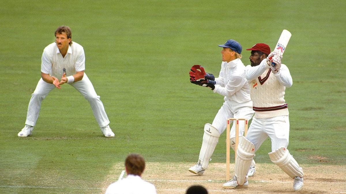 क्रिकेट के दिग्गज विवियन रिचर्ड्स के हेलमेट ना पहनने की खास वजह