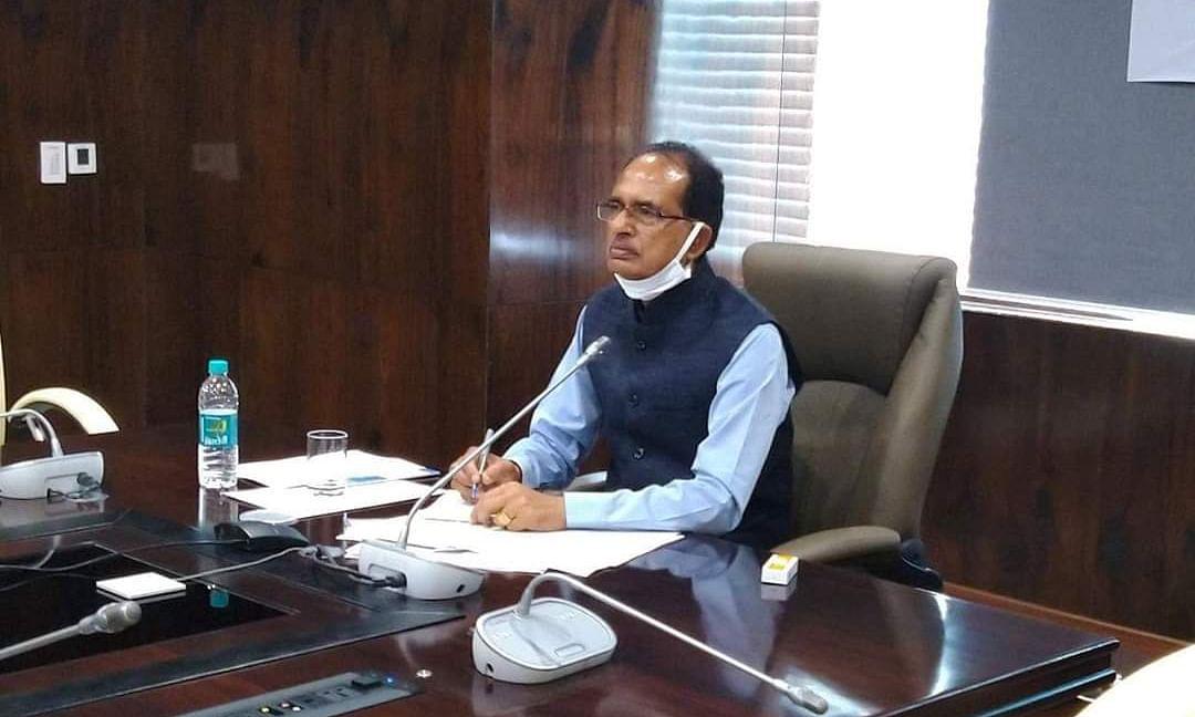 कांग्रेस PM मोदी के खिलाफ चला रही 'असत्य पर आधारित' अभियान: CM शिवराज