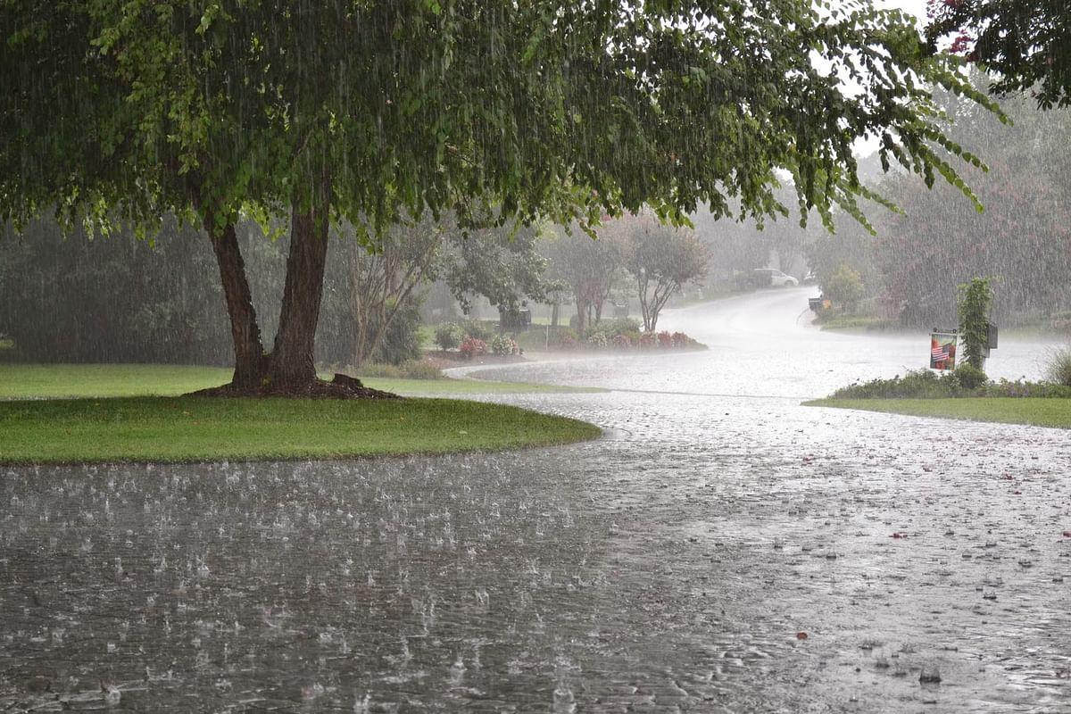 फिर बदला मौसम का मिजाज, मध्यप्रदेश के कई स्थानों पर बारिश के साथ गिरे ओले