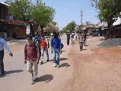उज्जैन : लॉक डाउन में मजदूर हितों के लिए ठेकेदारों को कड़े निर्देश