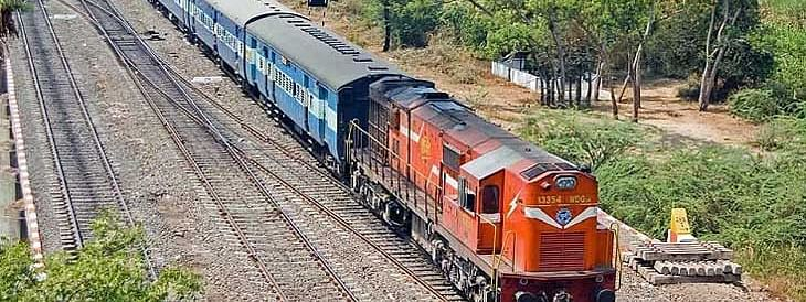 Passenger trains canaled till August 12