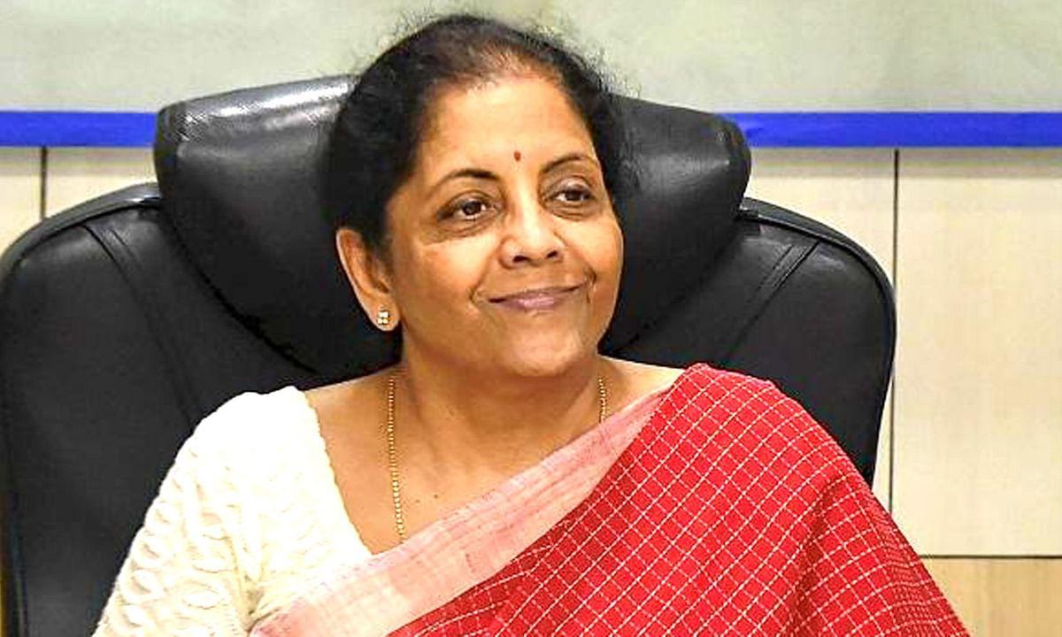 वित्त मंत्री सीतारमण ने दी कॉन्फ्रेंस कर तीसरी किश्त की जानकारी