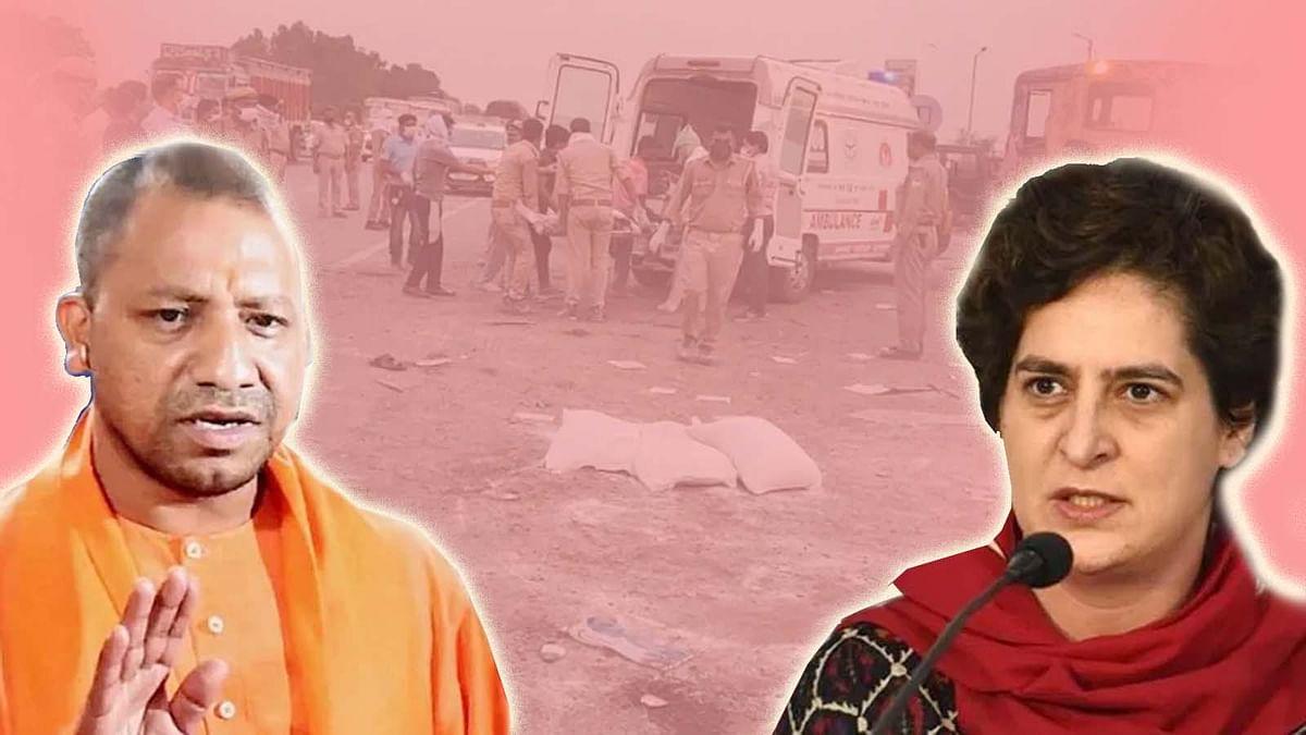 मजूदर मामले पर गरमाई सियासत, अब योगी ने कांग्रेस से पूछे तगड़े सवाल