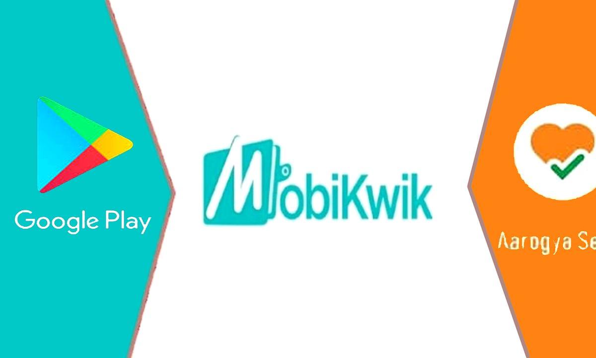 Aarogya Setu ऐप बनी, MobiKwik ऐप को प्ले स्टोर से हटाने का कारण