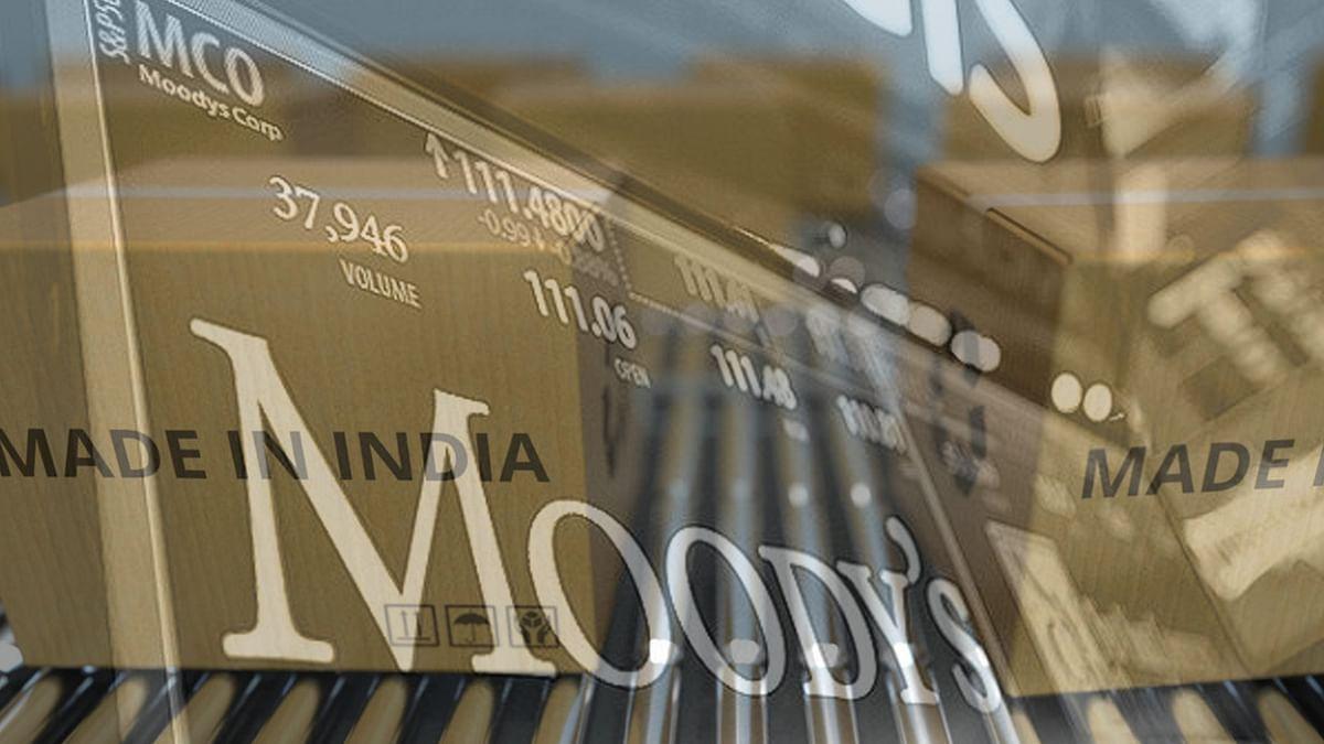 Moody's की रेटिंग से बंधी आस।