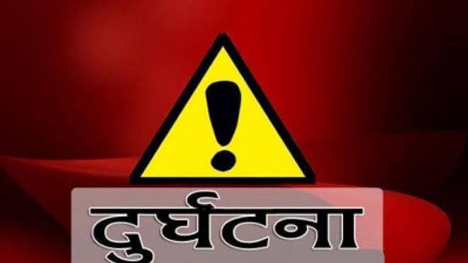 हादसा: निवाड़ी जिले में अनियंत्रित होकर पलटा मैजिक वाहन, हादसे में 2 की मौत