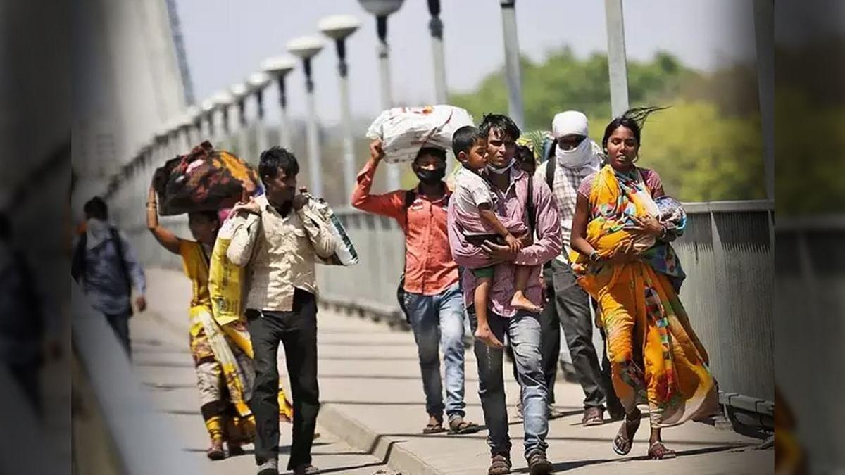 उज्जैन: हजारों मजदूर आये वापस, उल्लंघन-प्रतिबन्धों पर आए नए निर्देश