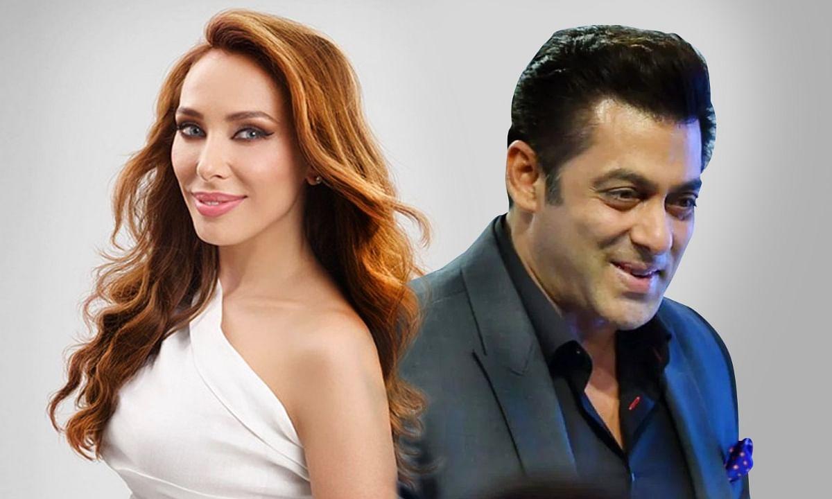 यूलिया वंतूर को लांच करेंगे सलमान खान, इस फिल्म में आ सकती हैं नजर
