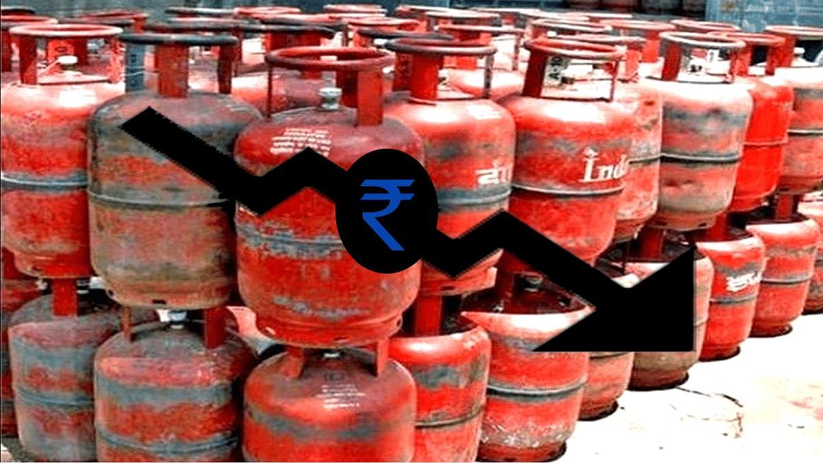 पेट्रोलियम कंपनियों ने कमर्शियल सिलेंडर की कीमत घटा कर दी राहत