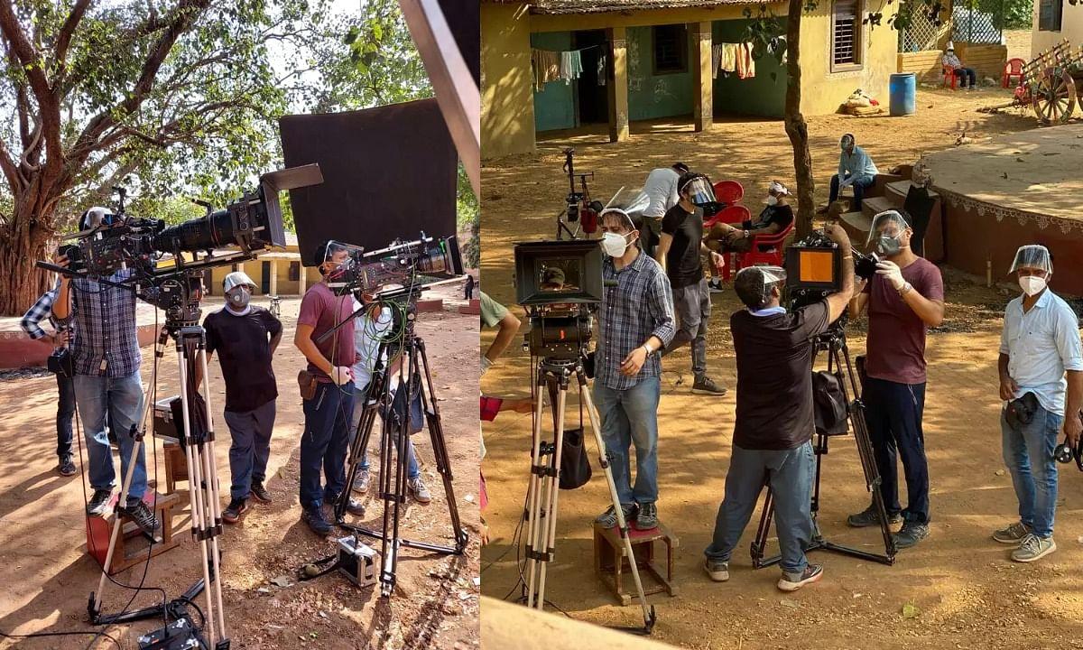 अक्षय कुमार ने शुरू की लॉकडाउन में शूटिंग, सामने आई तस्वीरें