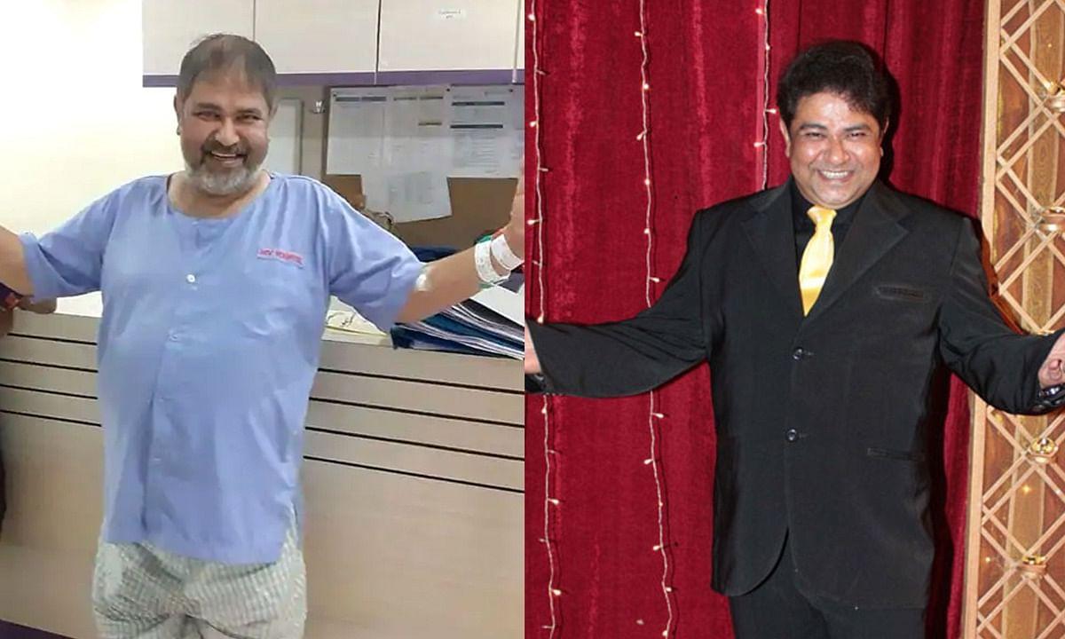 टीवी एक्टर आशीष रॉय आईसीयू में भर्ती, मांगी लोगों से मदद
