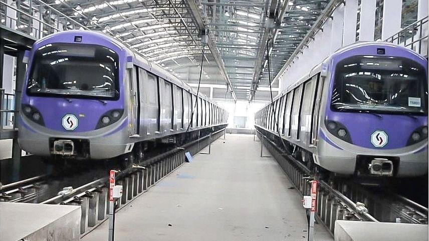 दिल्ली में लॉकडाउन के चलते 6 दिन फिर बंद होंगी कुछ स्तर पर मेट्रो सेवाएं