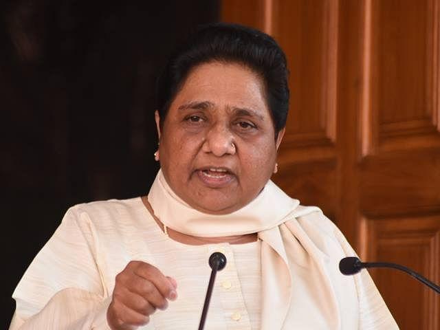 बस भेजने मे देरी ना करे कांग्रेस : BSP अध्यक्ष मायावती