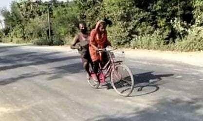 Cycle Girl Jyoti Kumari