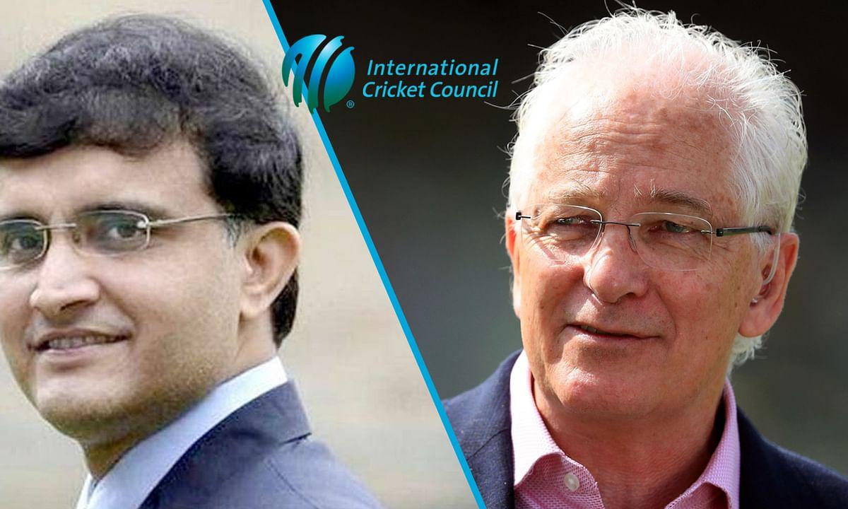 डेविड गॉवर की माने तो आईसीसी के अध्यक्ष बनेंगे सौरव गांगुली