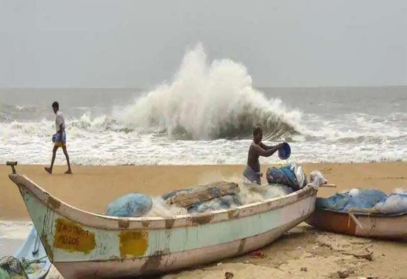 भारत में कोरोना संकट के बाद चक्रवाती तूफान 'अम्फान' का खतरा बढ़ा