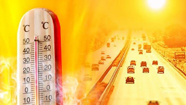 मौसम परिवर्तन: भीषण गर्मी में तपा प्रदेश, कई स्थानों पारा 46 डिग्री