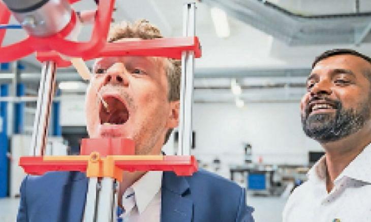 डेनमार्क ने रोबोट तैयार कर निकाला वॉरियर्स को बचाने का अचूक उपाय