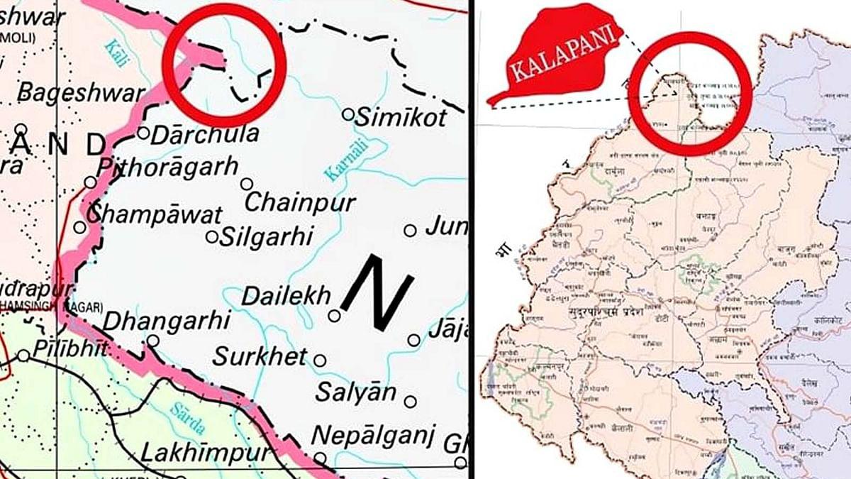 नेपाल की साजिश, भारत से आपसी रिश्तों में दरार-इलाकों पर जताया कब्जा
