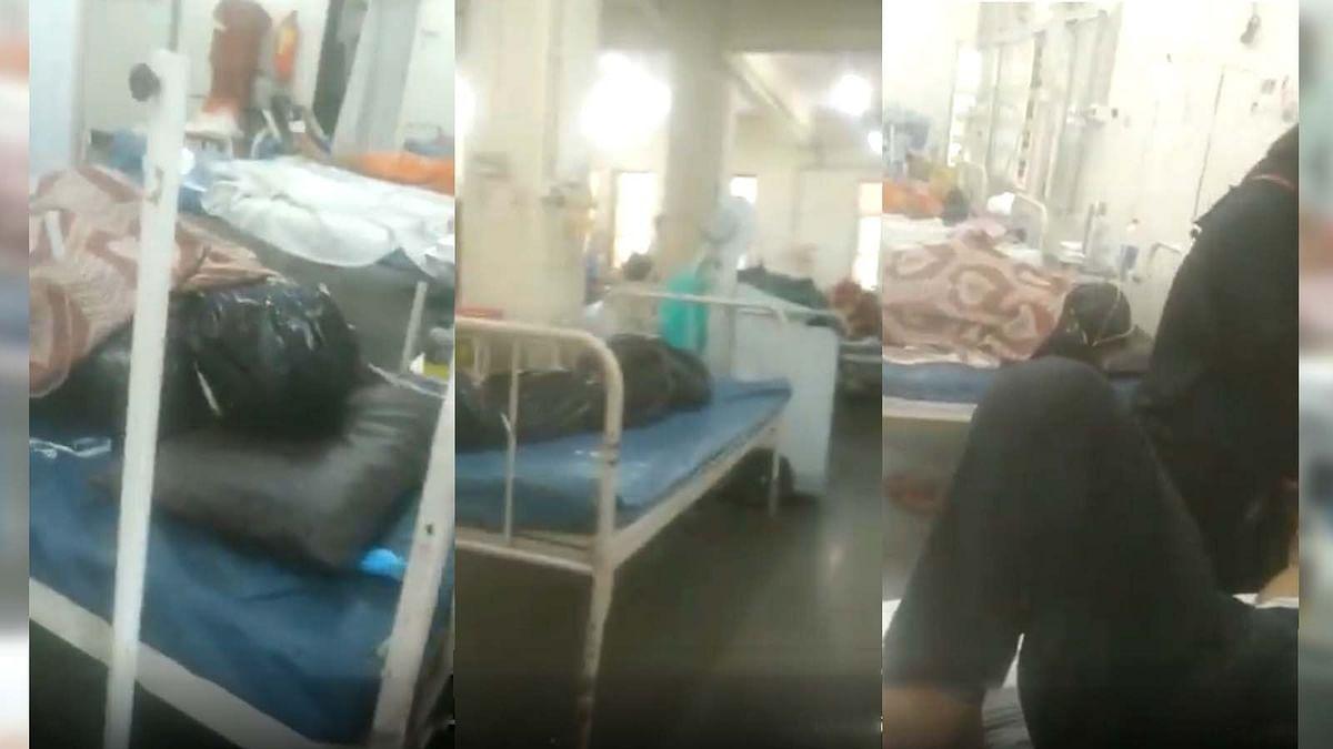 मुंबई: अस्पताल में बड़ी लापरवाही से मचा हड़कंप-BJP नेता ने उठाए सवाल