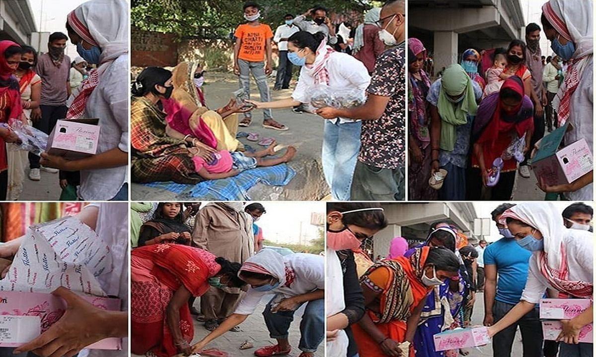 प्रवासी मजदूरों की मदद के लिए आगे आई स्वरा भास्कर, हो रही है तारीफ