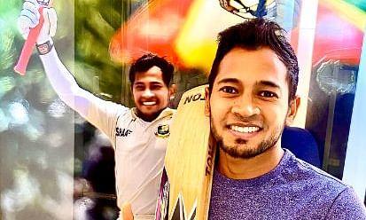 शाहिद अफरीदी ने बड़ी रकम में खरीदा बांग्लादेशी क्रिकेटर का बल्ला