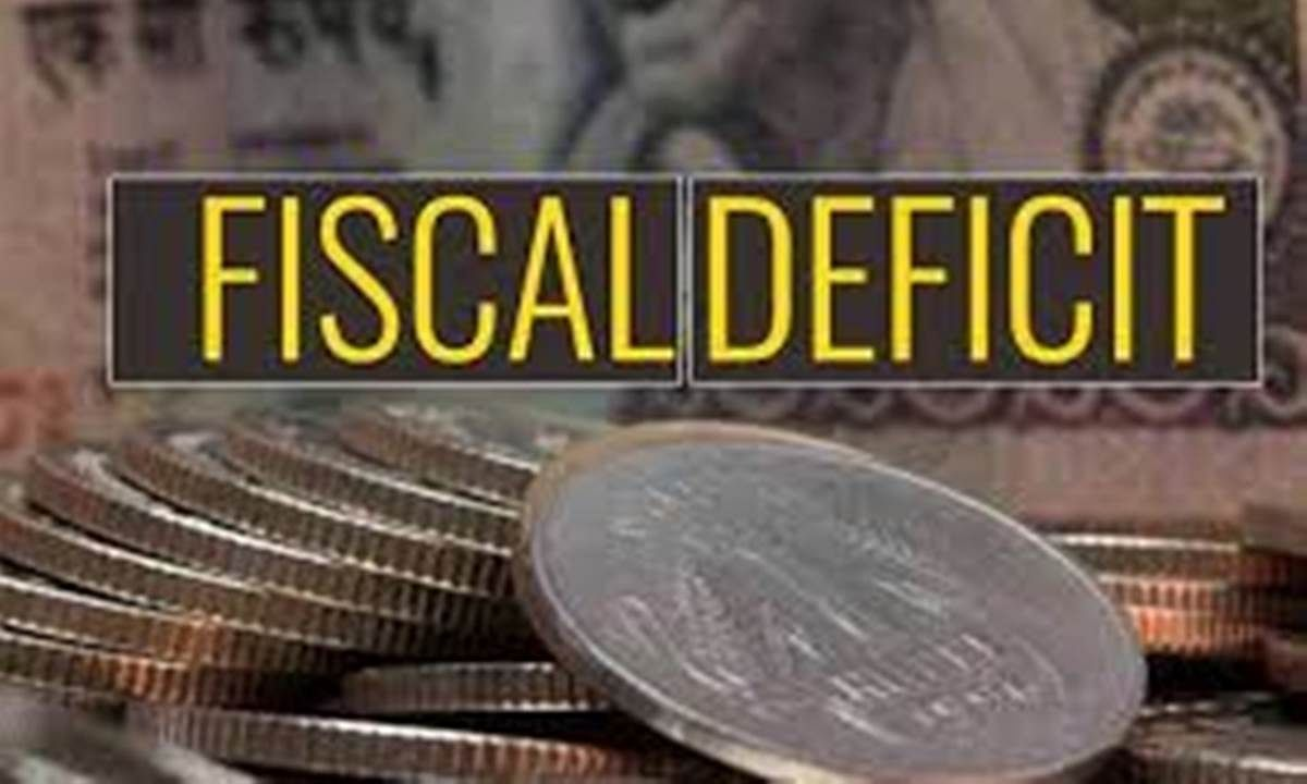 Country's fiscal deficit rised