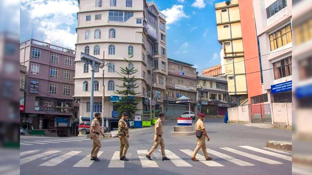 भारत में मिजोरम बना कोरोना वायरस मुक्त राज्य