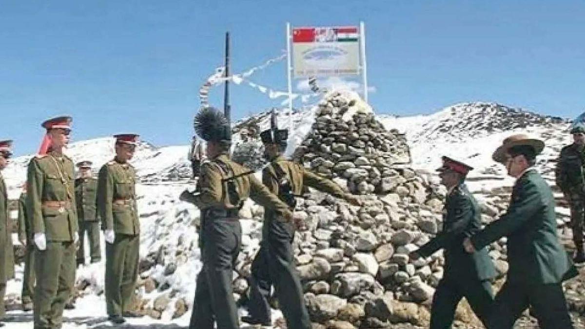 डोकलाम के बाद लद्दाख LAC पर भारत-चीन सैनिकों में तनाव