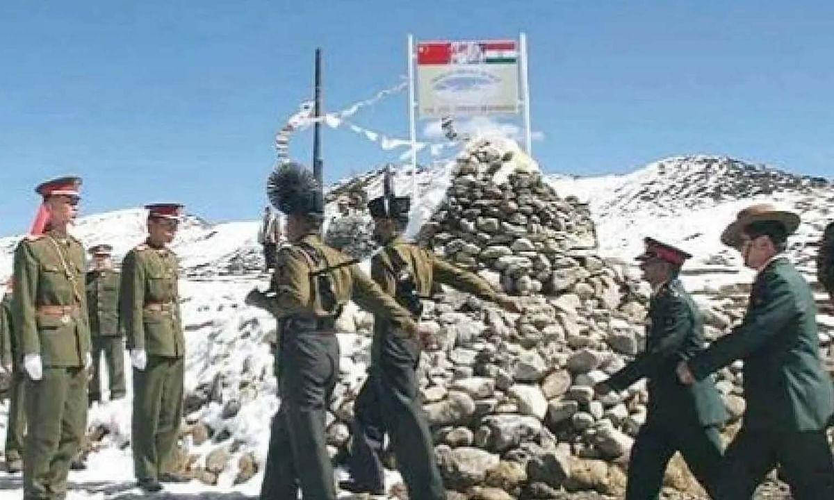 लद्दाख गतिरोध मामले पर भारत-चीन सैन्य अधिकारियों की हाई लेवल मीटिंग