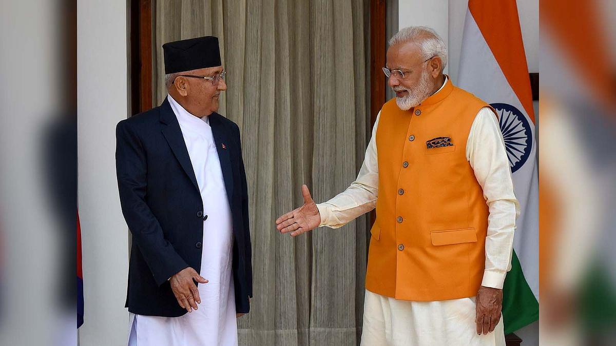 नक्शे विवाद पर एक कदम पीछे हटा नेपाल-भारत की कूटनीतिक जीत