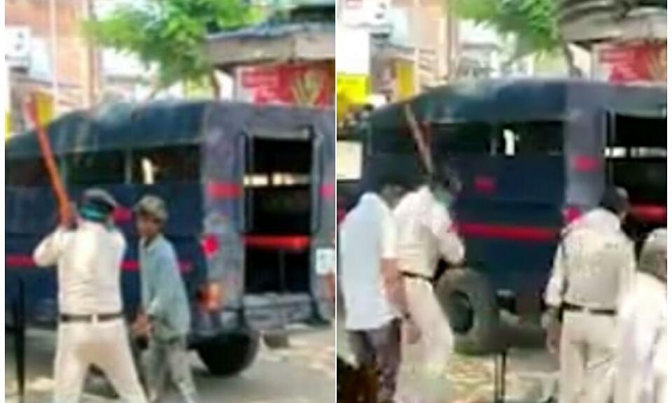 खाकी हुई शर्मसार! पुलिस बर्बरता के वायरल वीडियो ने मचाया हड़कंप