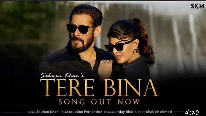 Tere Bina Song Release